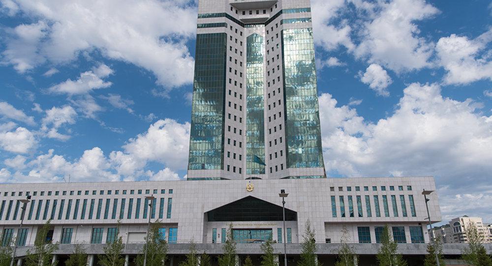 Айдарбек Сапаров ҚР бірінші ауыл шаруашылығы вице-министрі қызметіне тағайындалды