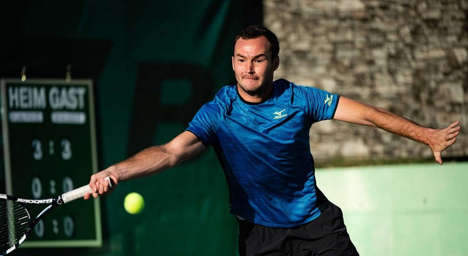 Хабибулин выиграл девятый титул в парном разряде