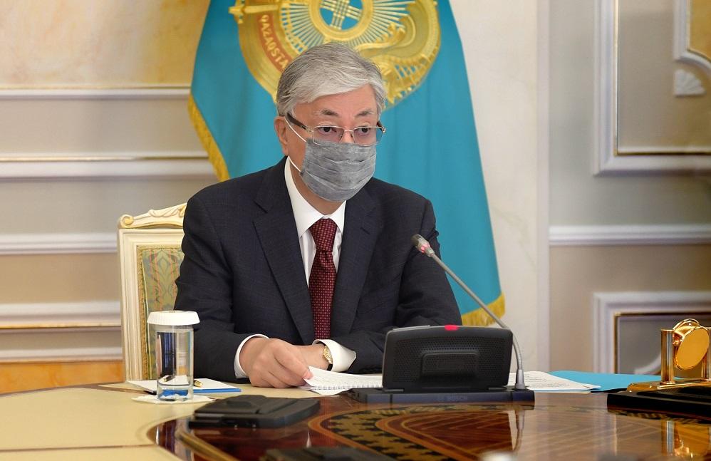 Мемлекет басшысы банк секторы сапасына бағалау жүргізуді тапсырды