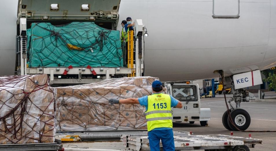 Как запрет авиасообщений отразился на логистике Казахстана