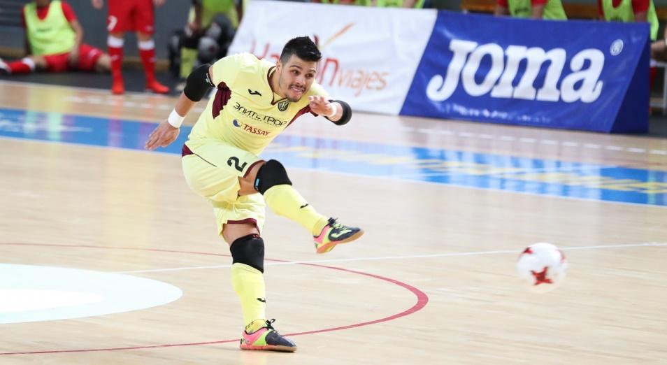 «Кайрат» становится кузницей кадров для Futsalplanet Awards
