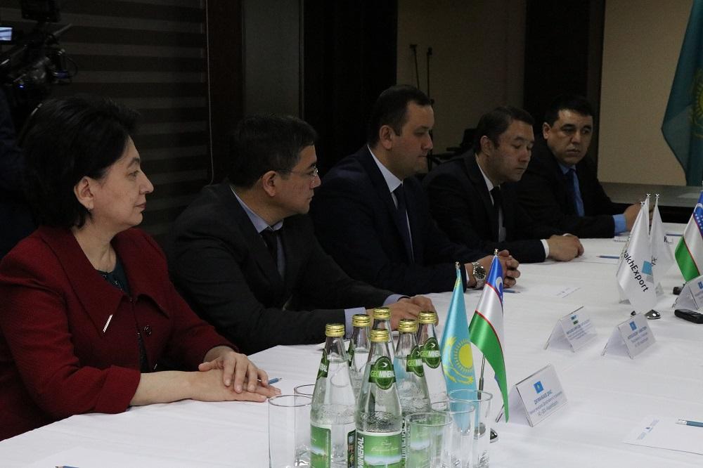 KazakhExport Өзбекстанда кеңсесін ашты