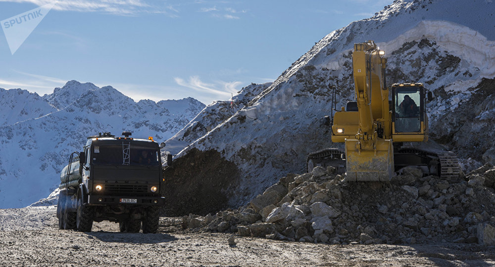 Қазақстан Қырғызстанның алтын кенішінде фабрика салады