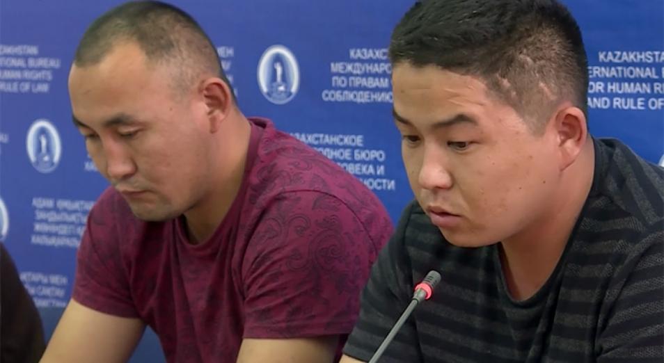 Этнические казахи из КНР, пересекшие границу, будут отбывать наказание в казахстанской тюрьме