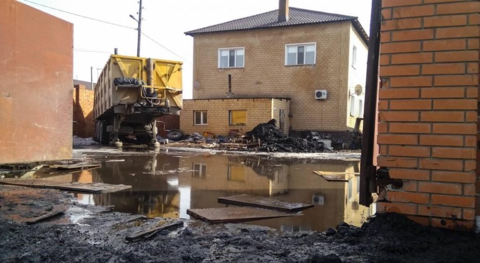 В Павлодарской области существует большой риск подтоплений