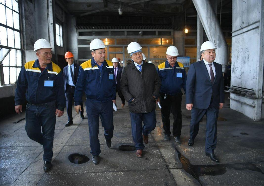 Почти на 4 млрд тенге реализуются проекты в индустриальной зоне Туркестанской области