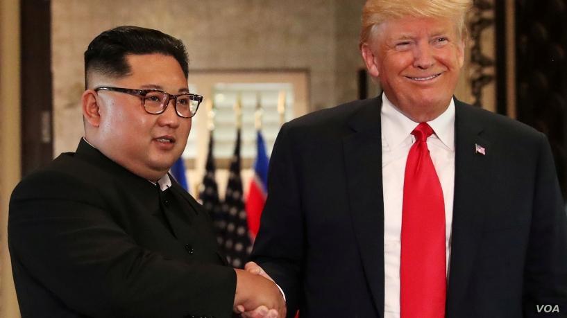 Ким Чен Ын Трампты Пхенъянға сапармен келуге шақырды
