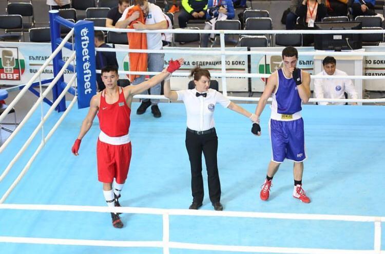 «Странджа» турнирінде бес қазақ боксшысы финалға өтті