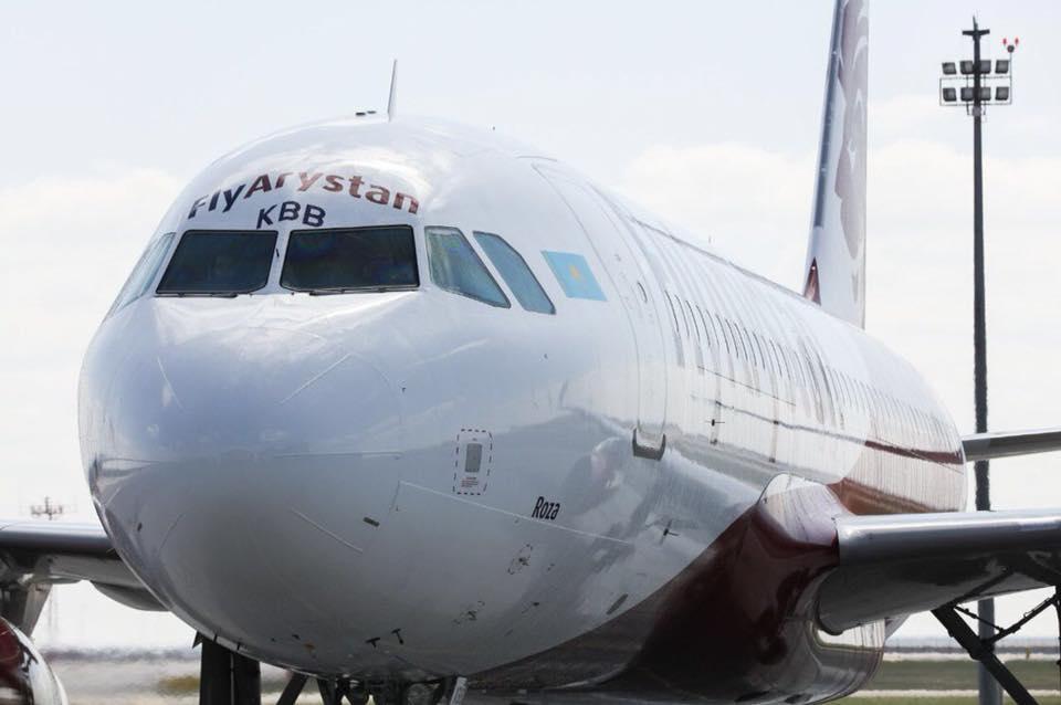 FlyArystan алғашқы аптаның операциялық жұмысын қорытындылады