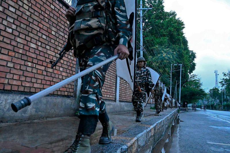 Кашмирде төрт пәкістандық сарбаз қаза тапты
