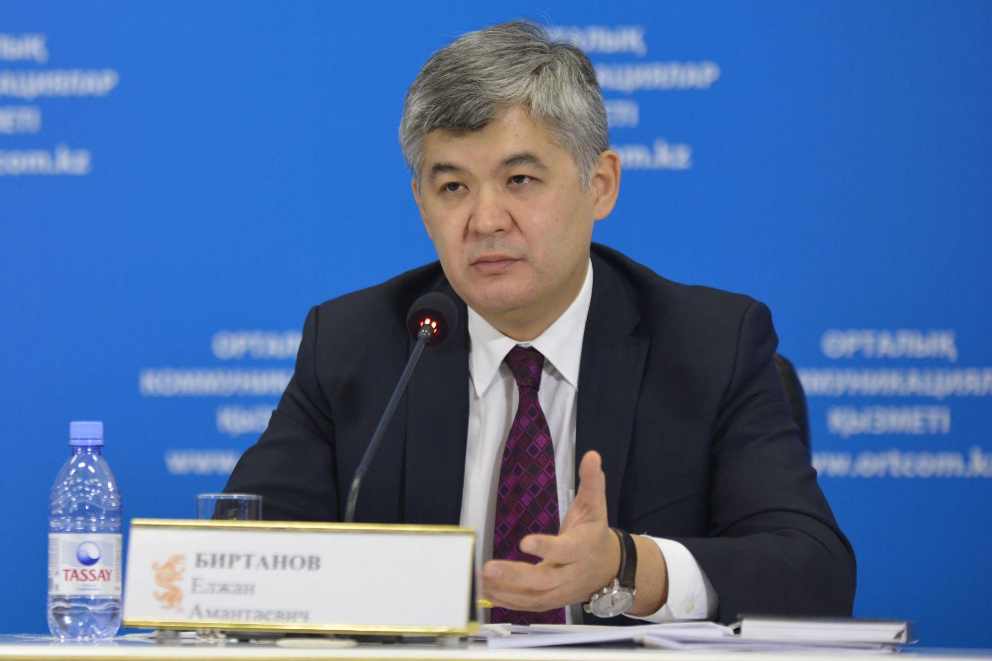 Биртанов выступает за гуманизацию законодательства в отношении врачей