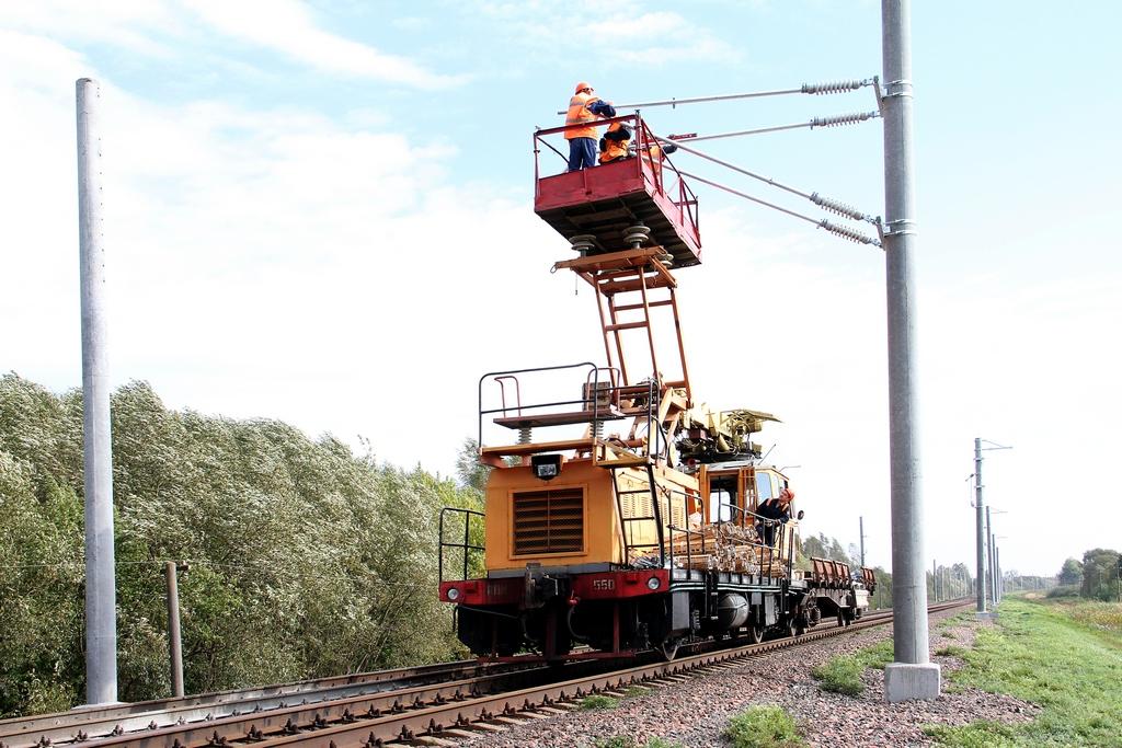 Электрификация казахстанской железной дороги продолжится