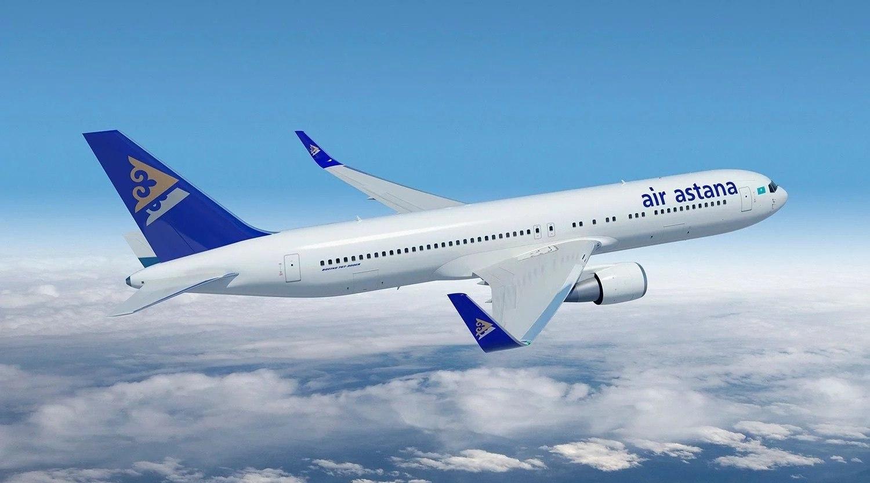Air Astana планирует увеличить частоту полетов в Ташкент