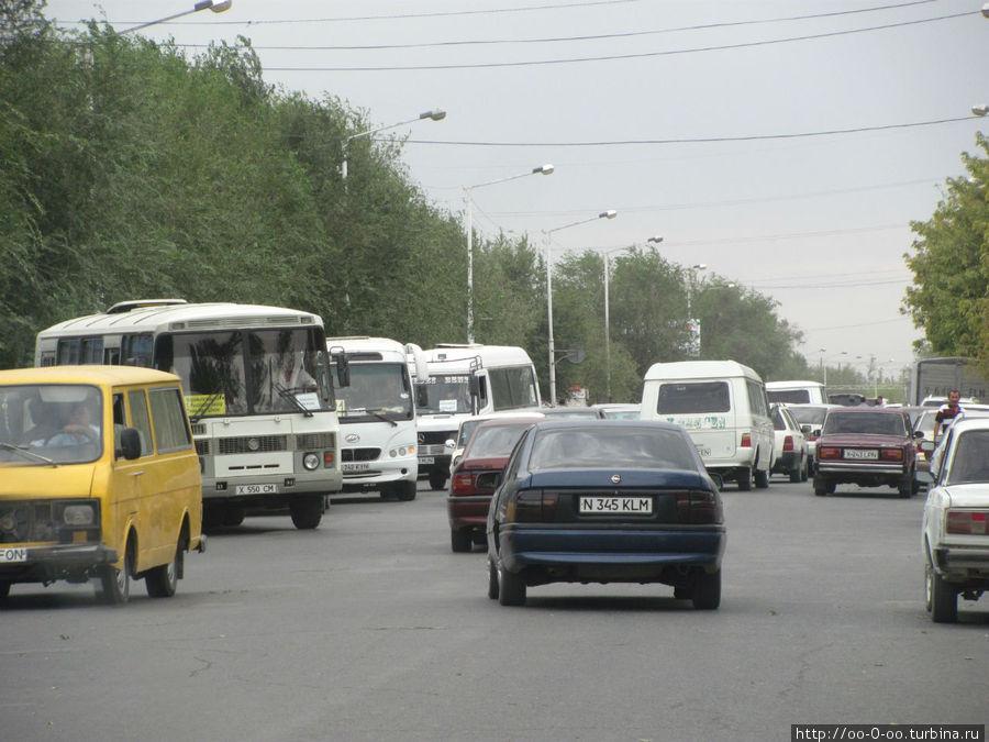 Түркістан қаласында жолақы көтерілмейді