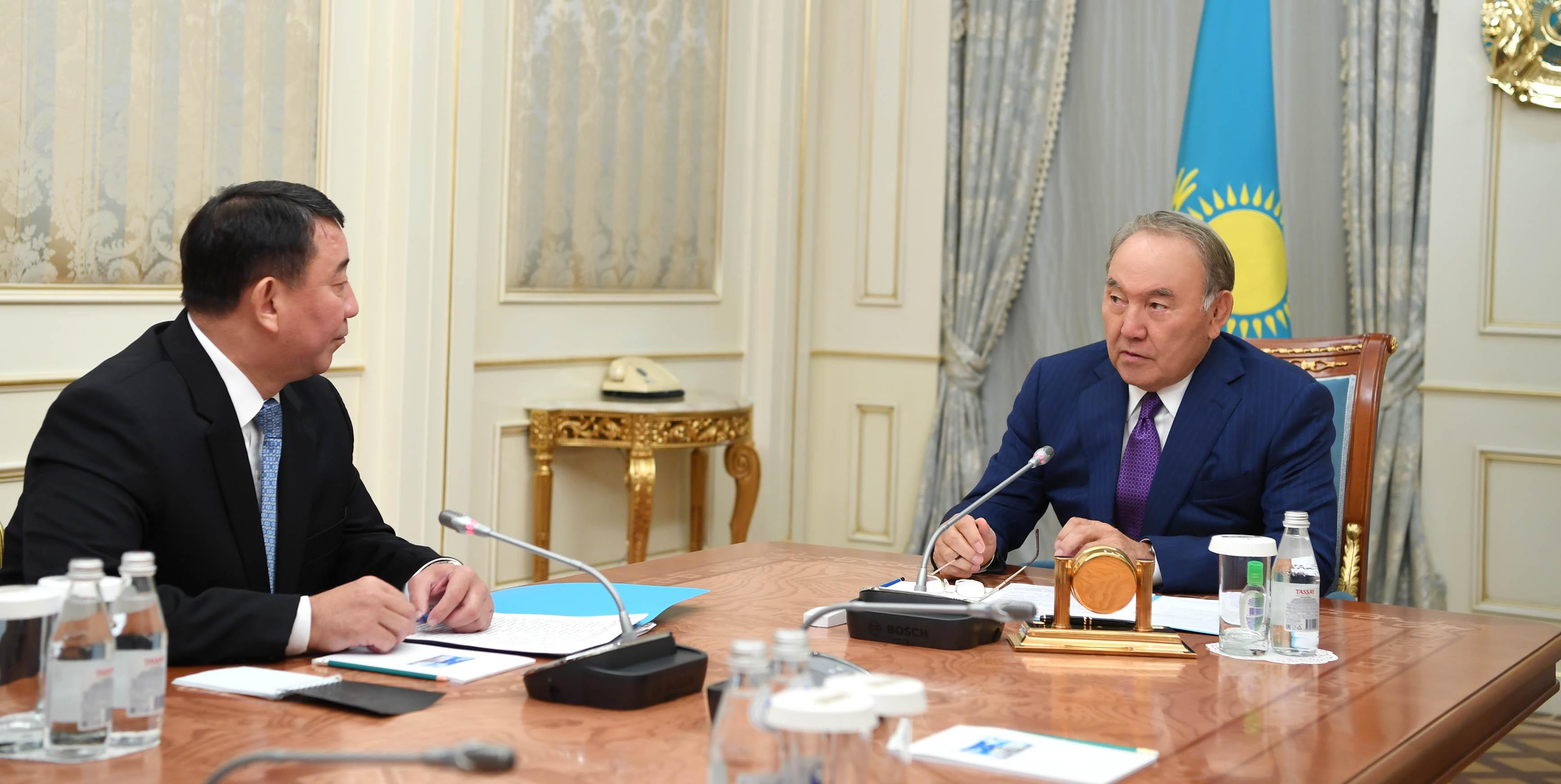 Нұрсұлтан Назарбаев: Сириядан оралатындарды ұдайы бақылауда ұстау керек