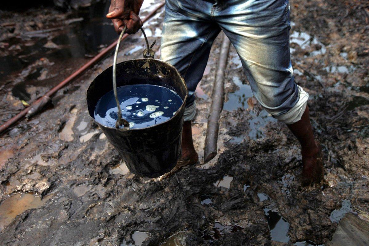 Атырау облысында 52 миллион теңгенің мұнайы ұрланған