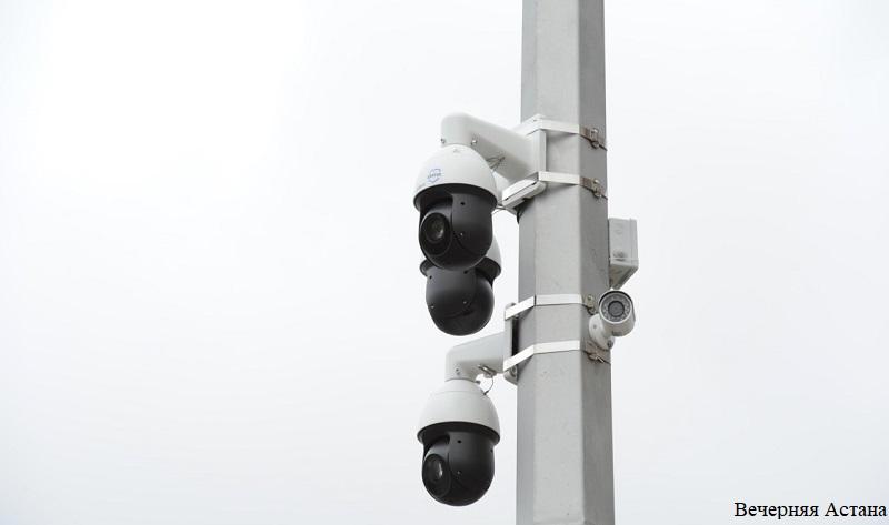 Камеры «Сергек» зафиксировали свыше двух тысяч административных нарушений