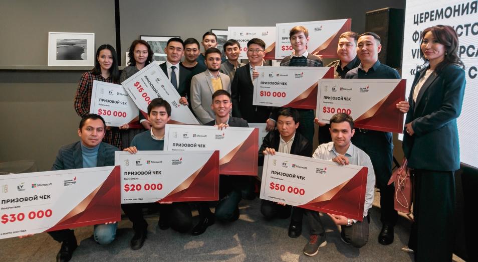 $300 тысяч выиграли участники конкурса «Построй свой бизнес»