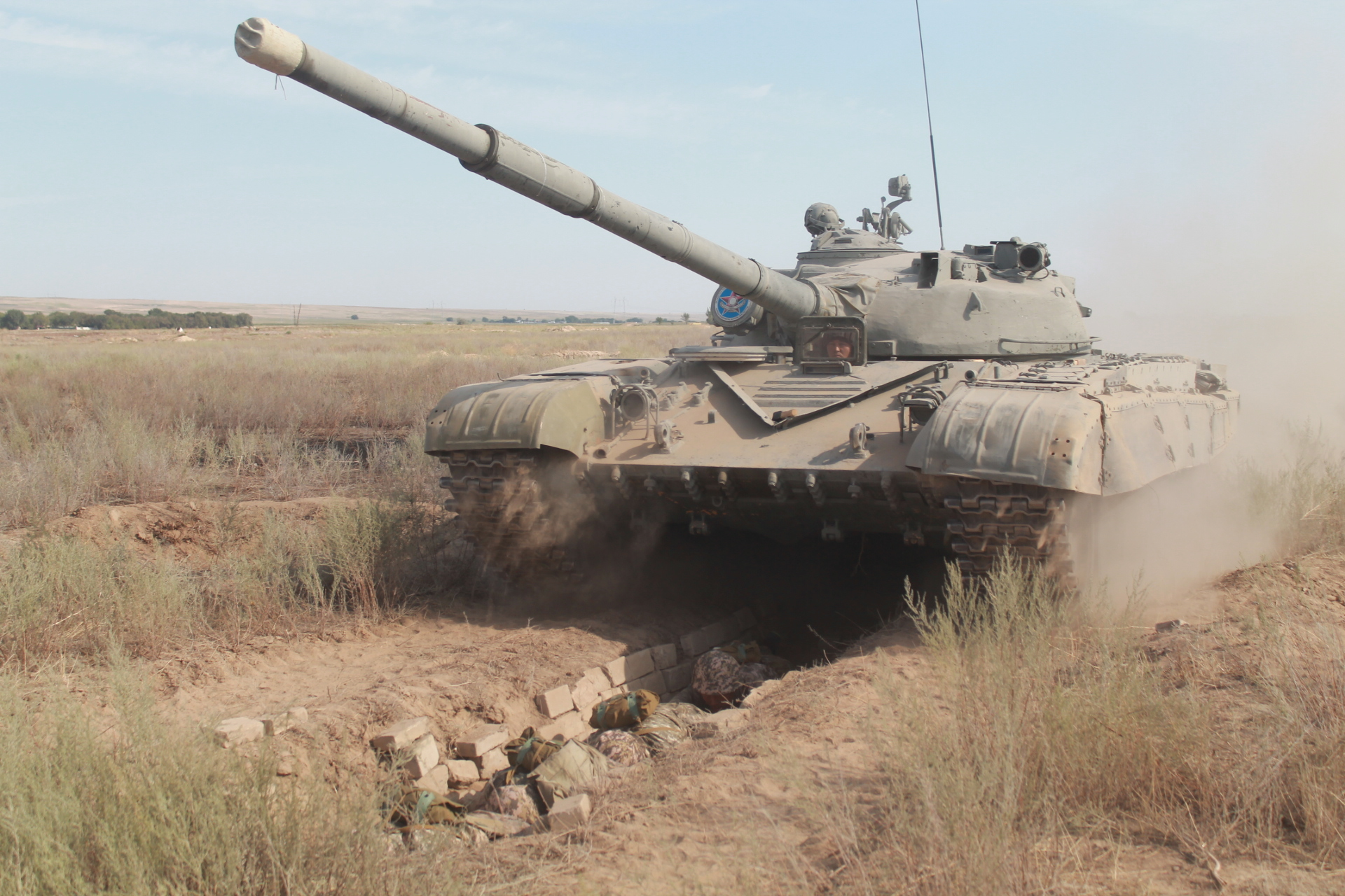 Армию Казахстана оснастят белорусской военной техникой