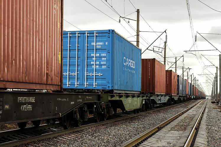 Перевозки по «Транскаспийскому международному транспортному маршруту» в 2019 году достигли исторического рекорда