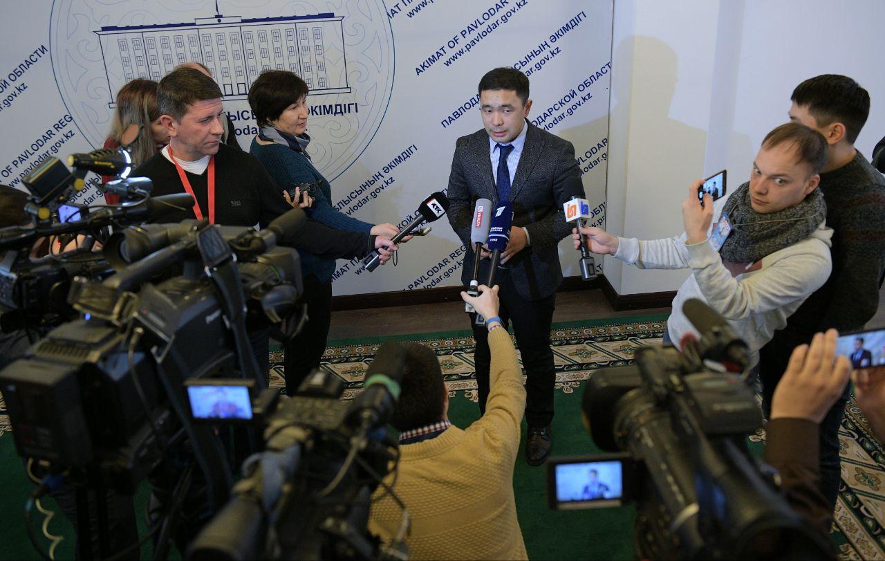 Облыстық әкімдікте Болат Бақауовқа қатысты жағдай бойынша түсініктеме берілді
