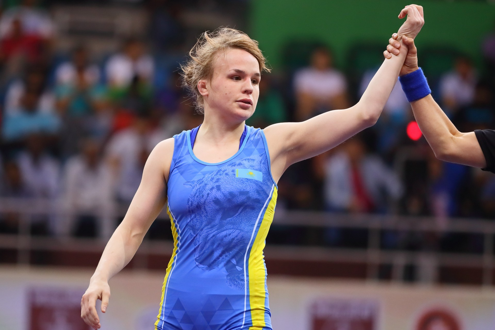 Марина Седнева Гран-при турнирінің жеңімпазы атанды