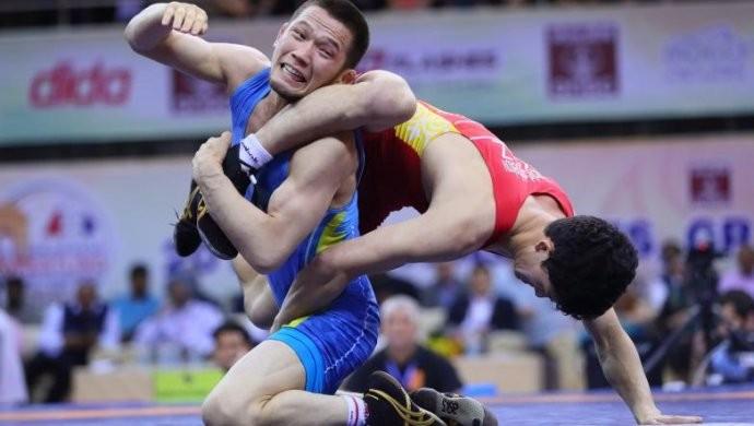 Нұрислам Санаев  Әлем чемпионатының «алтынына» таласады