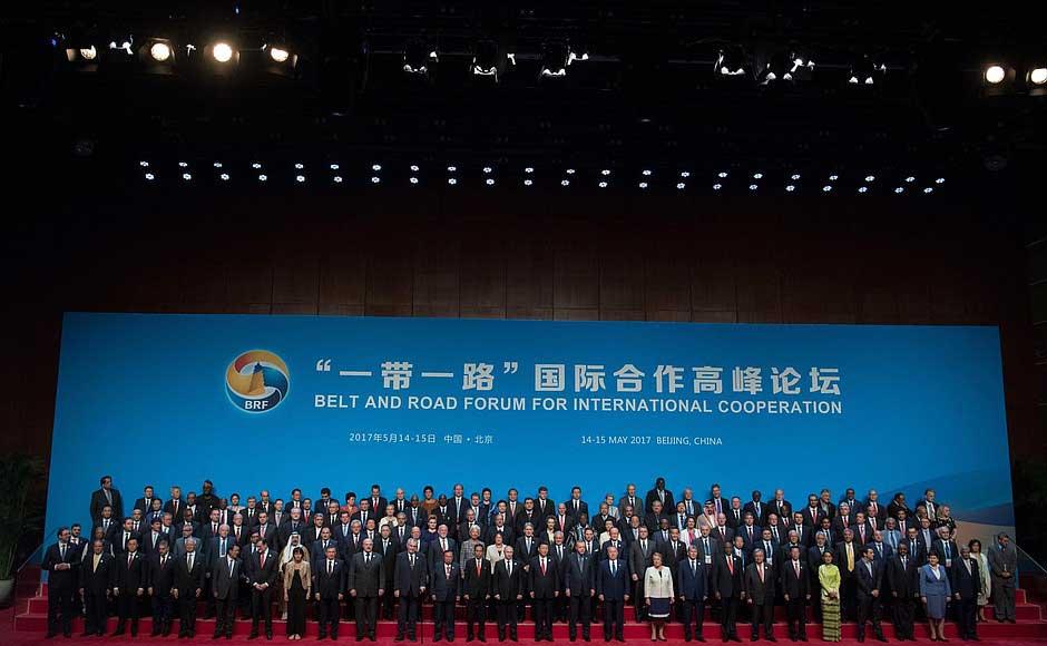 «Белдеу, жол» форумы – Қытайдың әлемдік сынға жауабы