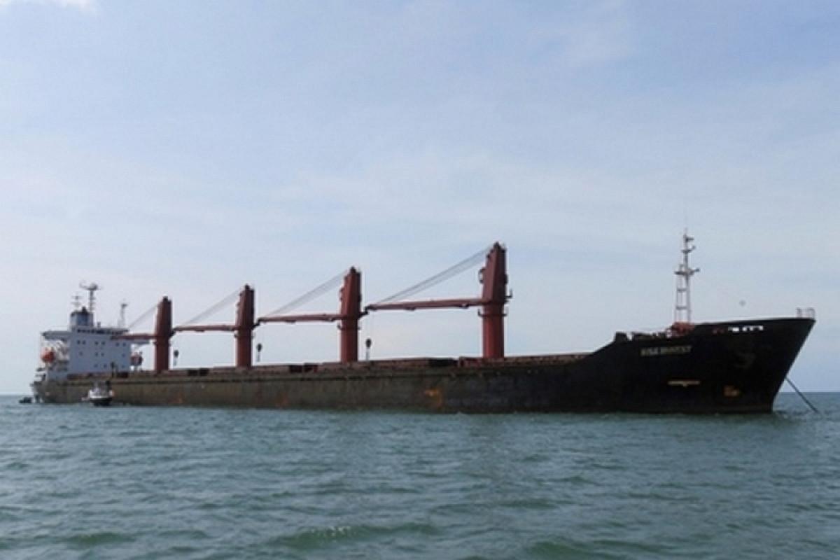 Северная Корея требует возврата грузового судна