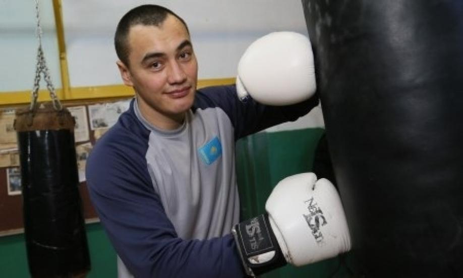 Қазақстандық боксшы кәсіпқой рингтегі тоғызыншы жекпе-жегін нокаутпен аяқтады