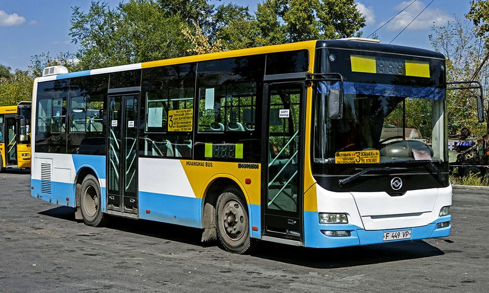 Өскеменге жаңа автобустар сатып алынады