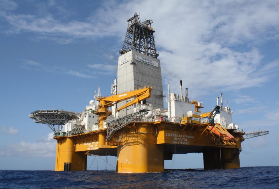 Total открыла первое крупное месторождение нефти на шельфе ЮАР