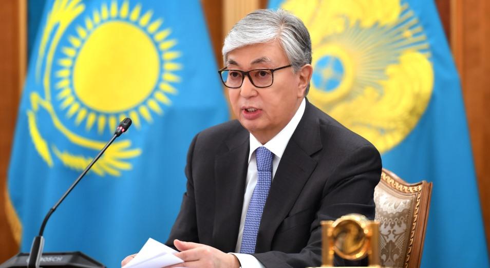 Касым-Жомарт Токаев выступил на заседании Совета национальных инвесторов