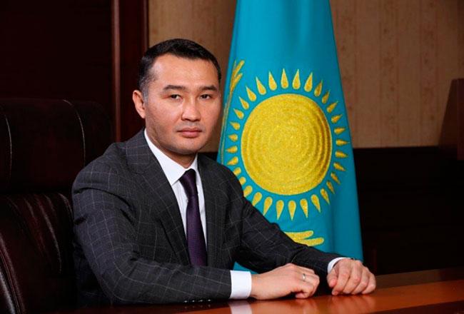Сапарбек Тұяқбаев Алматы қаласы әкімінің орынбасары болды