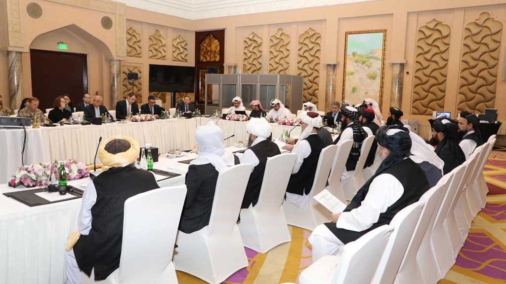 Завершился восьмой раунд переговоров США и талибов