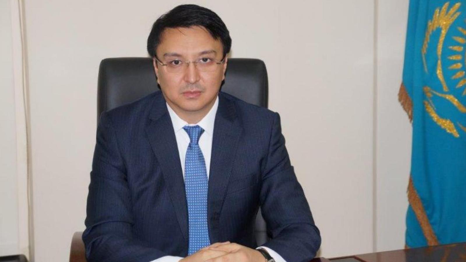 Вице-министр стал депутатом мажилиса