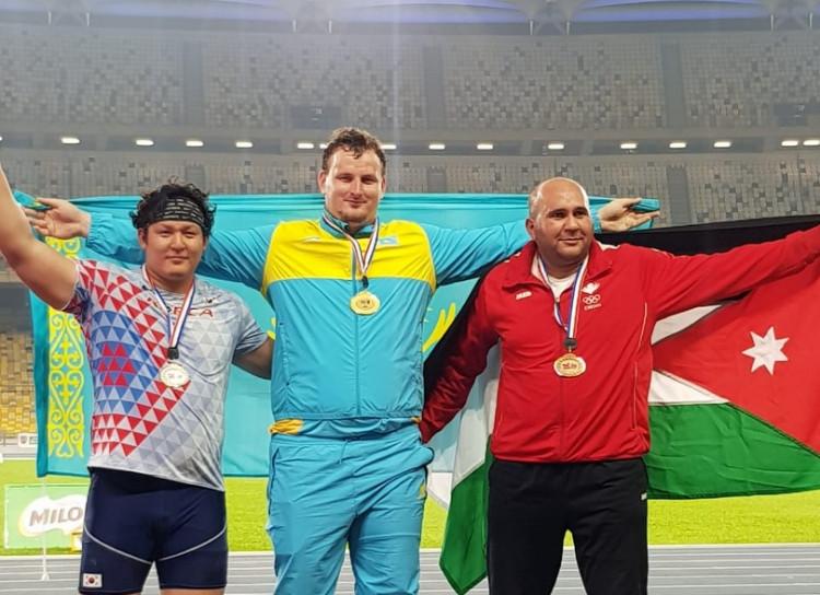 Еліміздің жеңіл атлеттері Малайзиядағы Гран-при турнирінде бес медаль алды