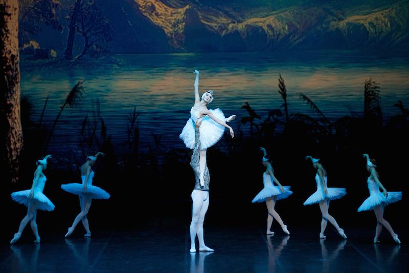 Гастроли «Астана Опера» в Италии проходят при полном аншлаге