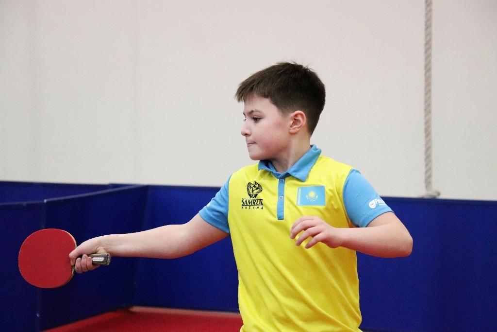 Алан Құрманғалиев үстел теннисінен ITTF турнирінде күміс жүлдегер атанды
