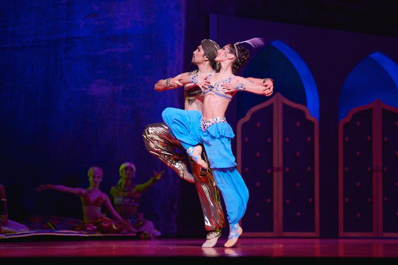 Балетная труппа «Астана Опера» выступит в Кремлевском дворце