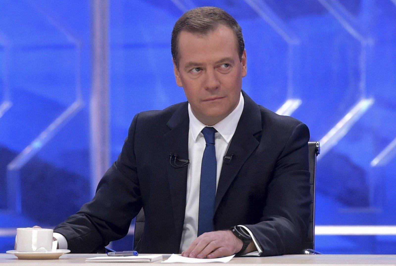 «Узбекистан при желании может присоединиться к ЕАЭС», – Дмитрий Медведев