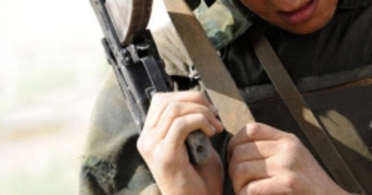 Ұлттық Ұланның әскери қызметкері өзін өзі атып өлтірді