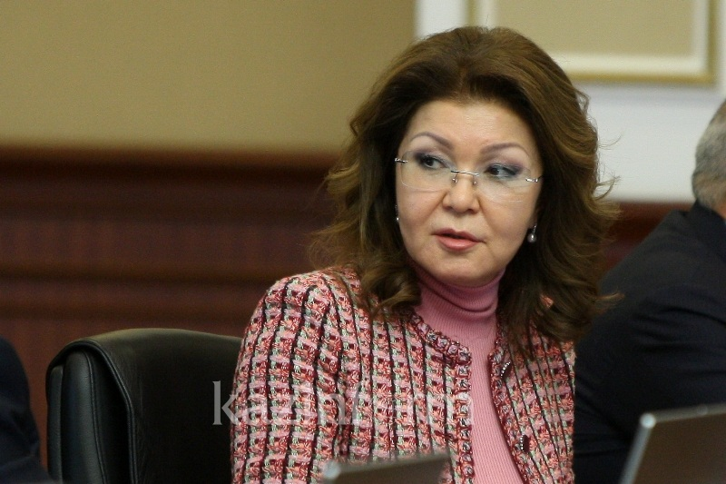 Спикер сената РК Назарбаева соболезнует в связи с гибелью военнослужащих при крушении вертолета