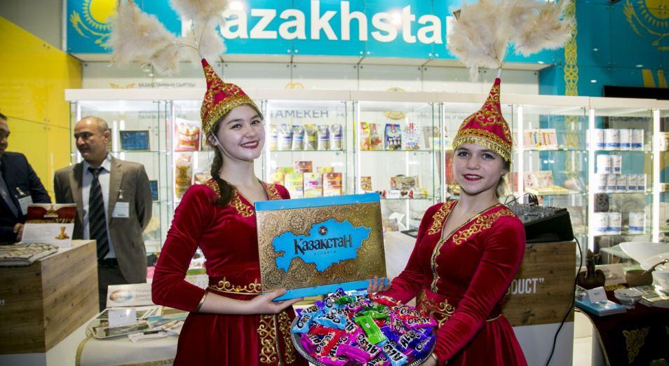 Казахстан представил экобренды на «Зеленой неделе» в Берлине