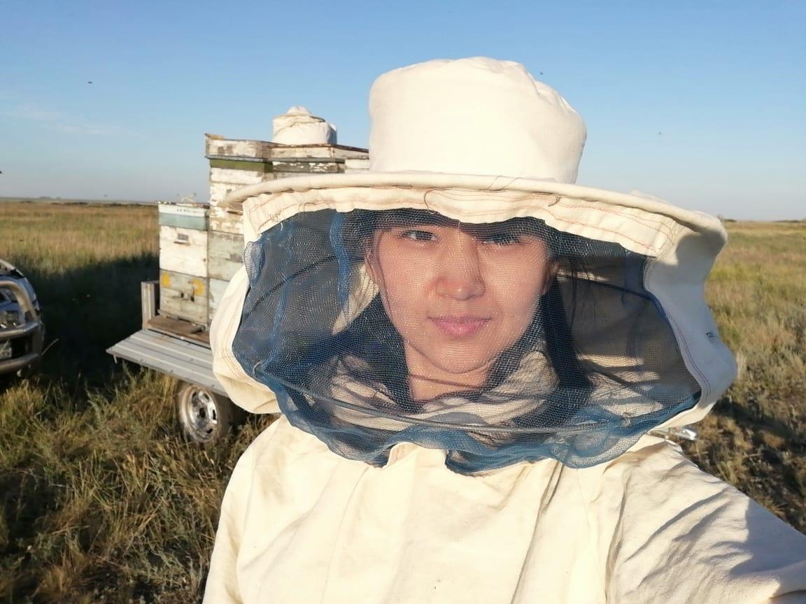 Омарташы қыздың хикаясы: Рудныйлық студент қала өмірін ауылға айырбастамақшы