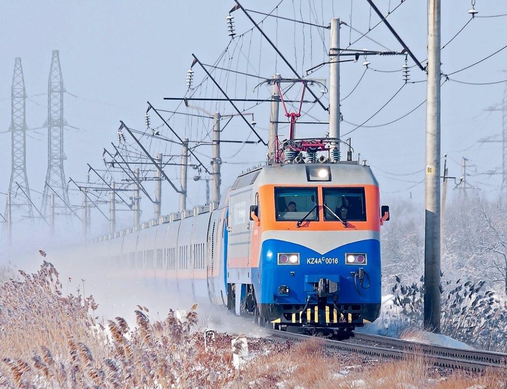 Из-за строительно-монтажных работ поезда 24 января будут останавливаться только на станции Астана – Нурлы Жол