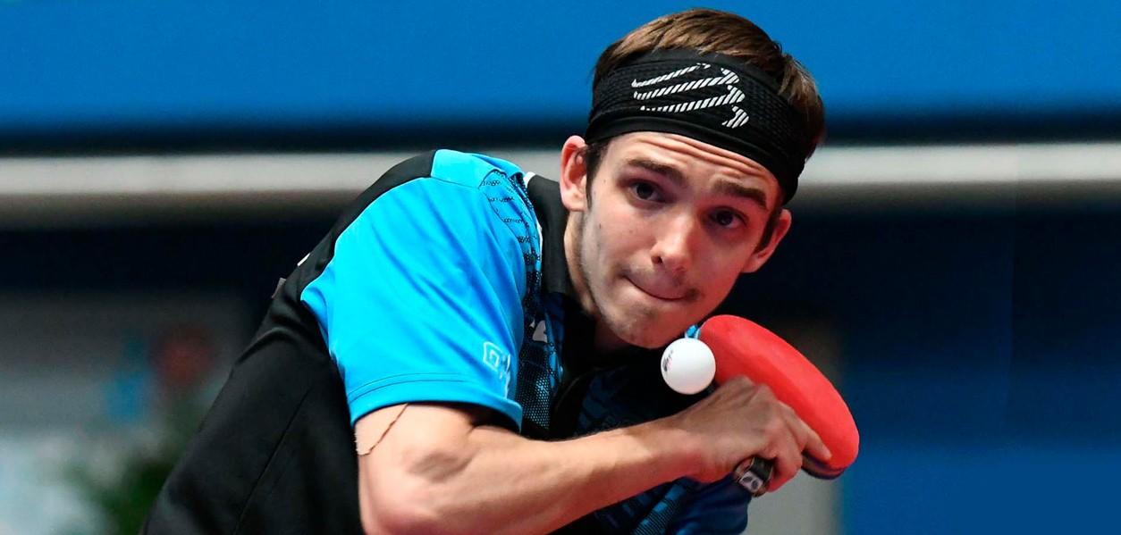 Казахстанский спортсмен улучшил свои позиции в мировом рейтинге ITTF