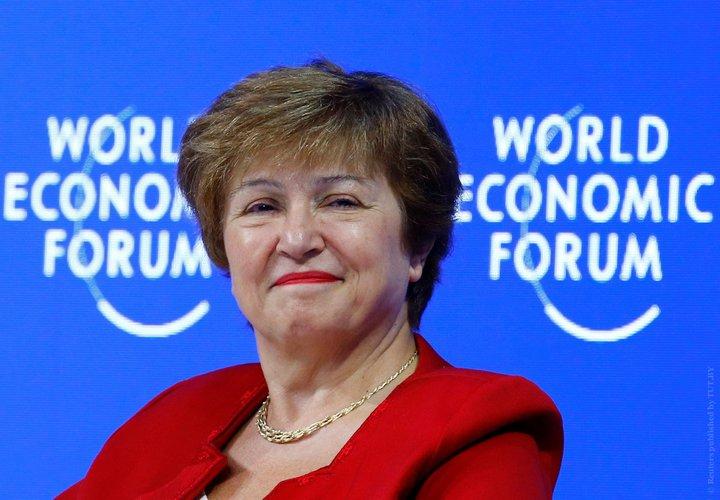 Халықаралық валюта қорын Кристалина Георгиева басқарады