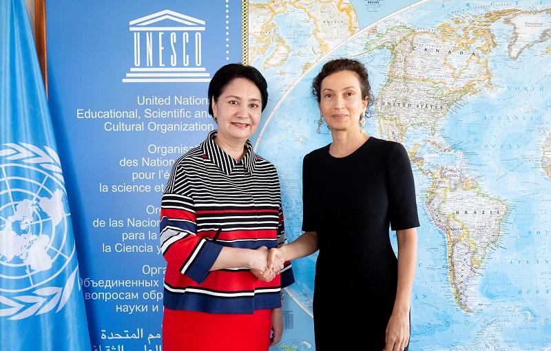 В Казахстане создадут Международный центр сближения культур под эгидой ЮНЕСКО