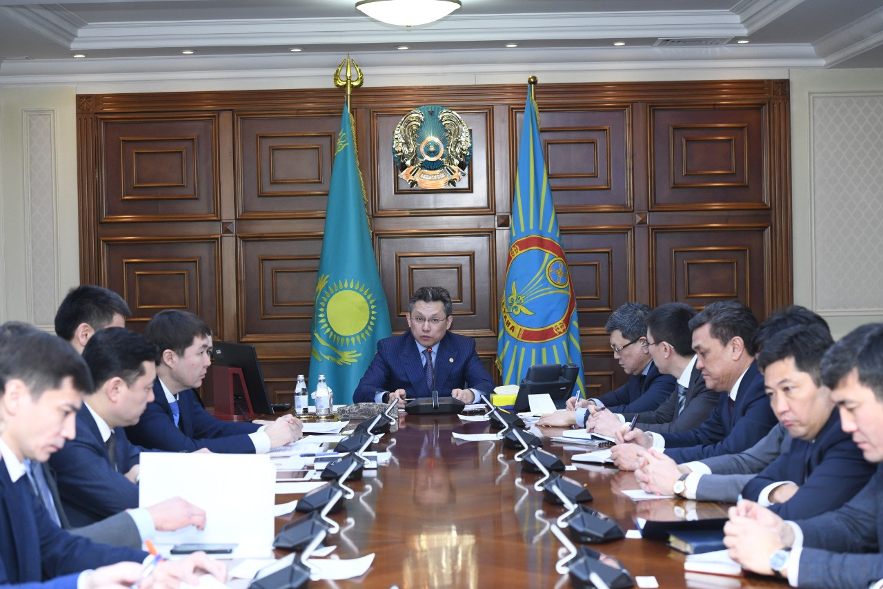 Астана әкімі бірқатар басшыға қатаң сөгіс берді